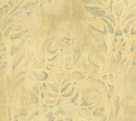Metallic Pearl Texture Stencil Overlay