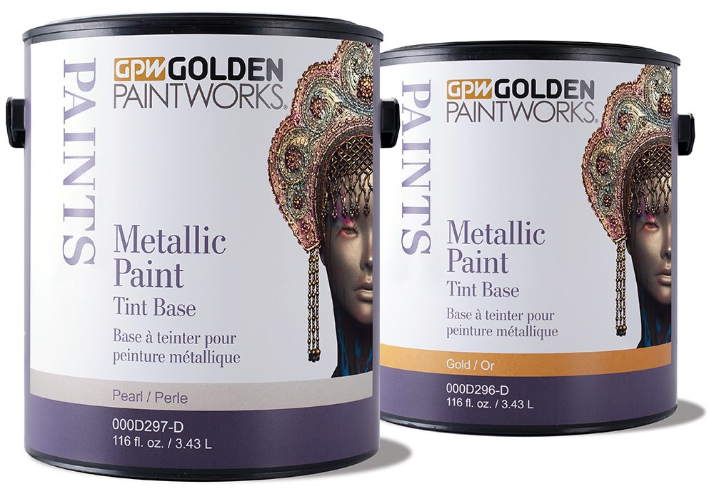 Metallic Paint Tint Base
