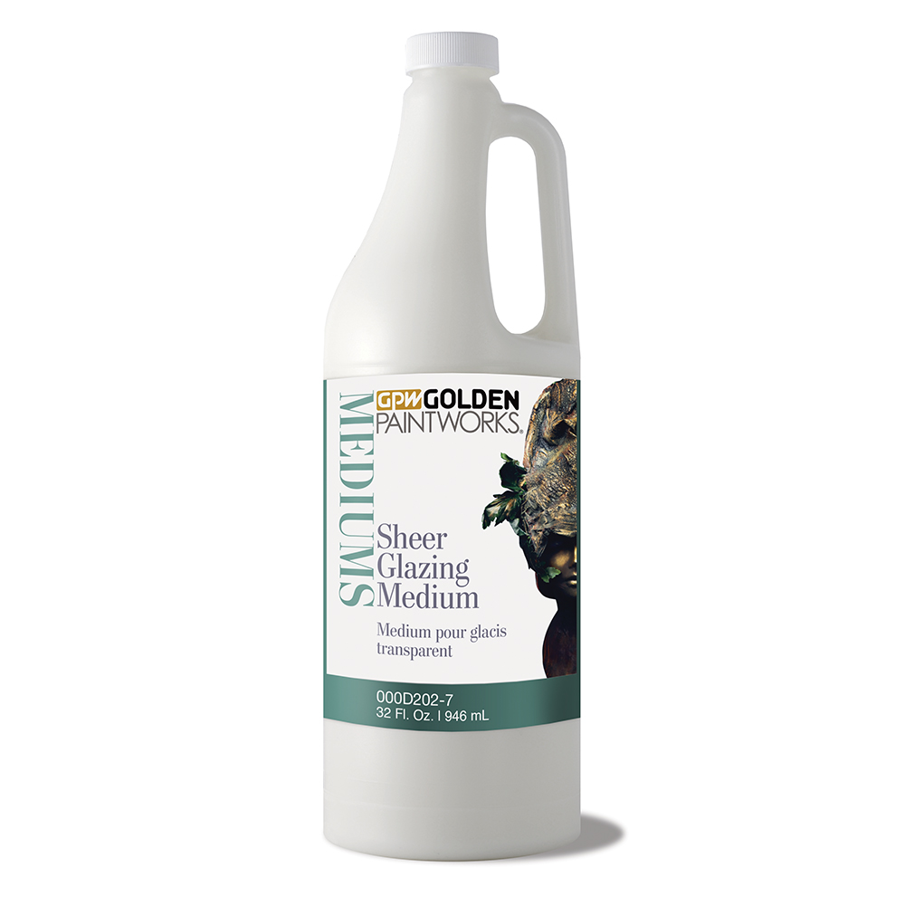Picture of Glazing Medium - quart