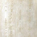 """Metallic Woodgrain"" decorative finish"