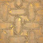 Golden Links decorative finish