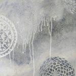 Ink Blot paint decorative finish