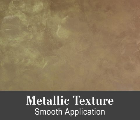 Metallic Texture - Smooth Application Tutorial