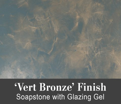 Soapstone - Vert Bronze Finish Tutorial