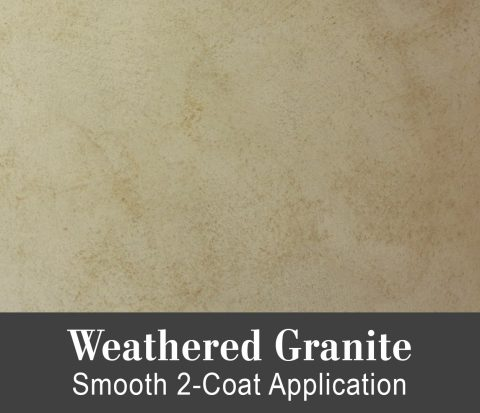Weathered Granite - Smooth Application Tutorial