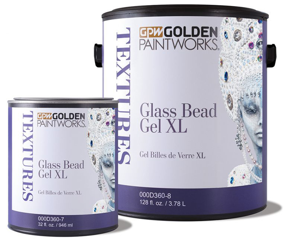 GPW Glass Bead Gel XL