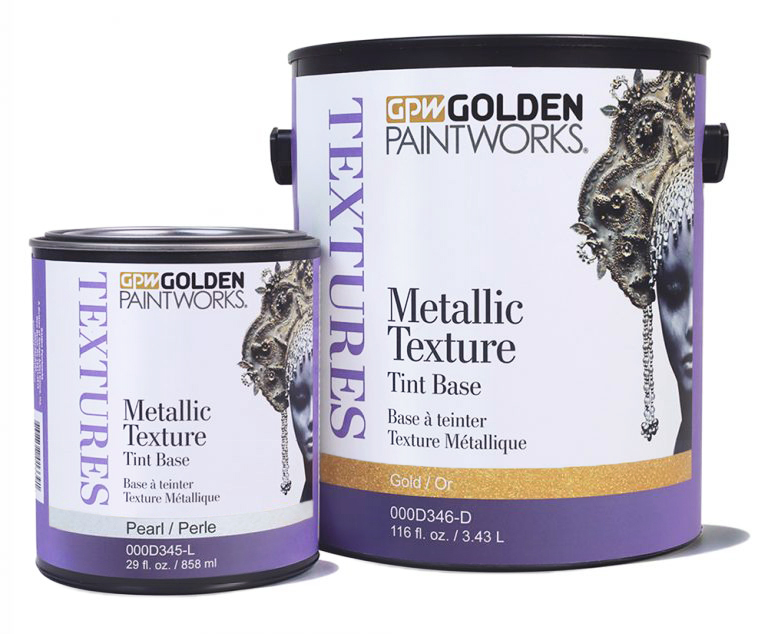GPW Metallic Texture Tint Base