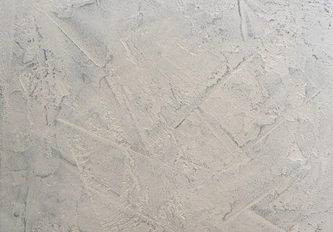 Arctic Ice decorative finish