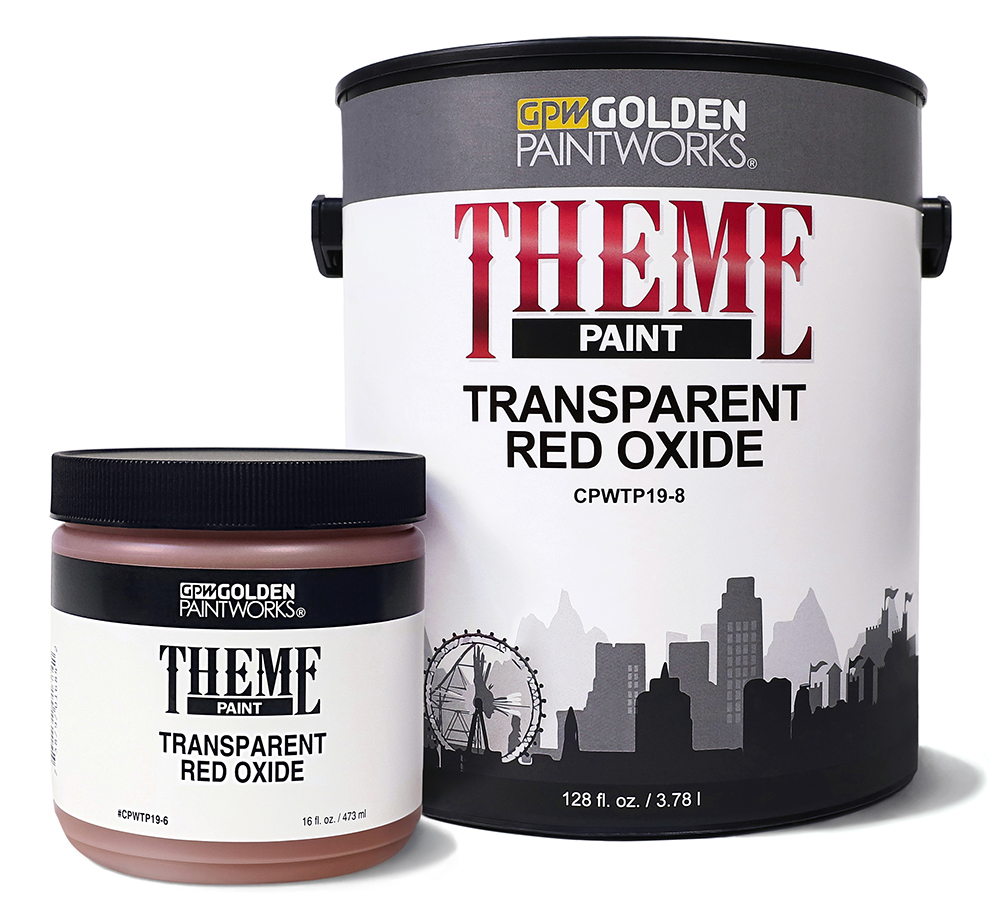 GPW Theme Paint Transparent Red Oxide