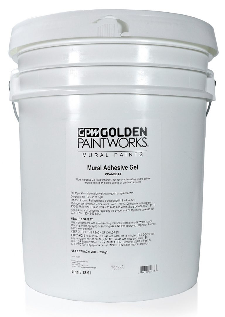 Mural Adhesive Gel CPWMG01-F