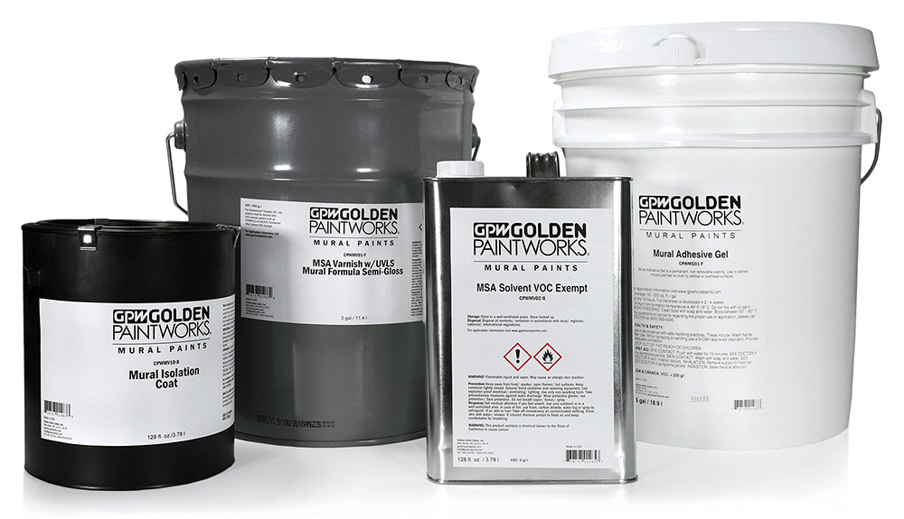 GPW Non-Color Mural Products